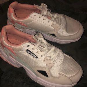 Adidas 6.5 sneakers.